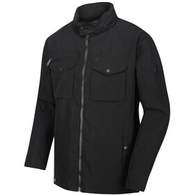 Regatta Haldor Waterproof Shell Jacke Herren black